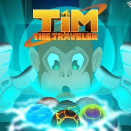 Tim The Traveler: An android puzzle game within a space odessey