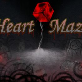 Heart Maze – A uniquely satisfying and challenging story driven puzzle game