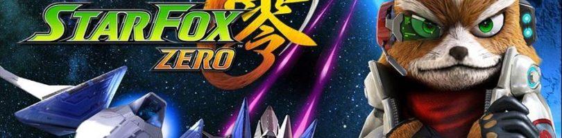 Starfox Zero:  Wii-U Game
