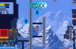 20XX – Mega Man X-inspired action-platformer