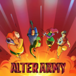 Alter Army : A fast pace 2D action game