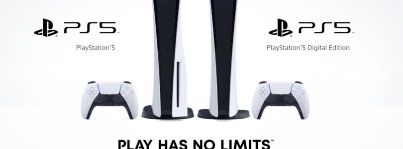 Playstation 5 Amazon Page